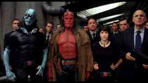 Hellboy the golden army - Copia