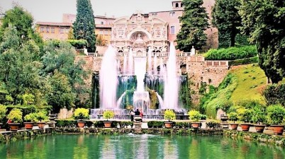 Villa d'Este a Tivoli