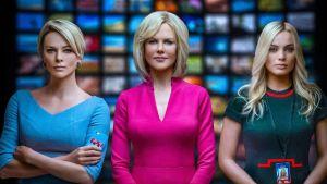 Bombshell (Amazon Prime), con Charlize Theron, Nicole Kidman e Margot Robbie