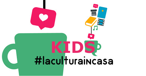 Cultura in casa Kids