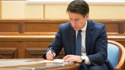 Giuseppe Conte, Stati Generali