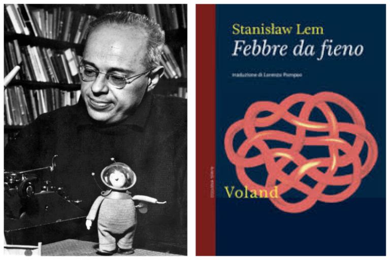 """Febbre da fieno: il romanzo """"italiano"""" di Stanisław Lem"""