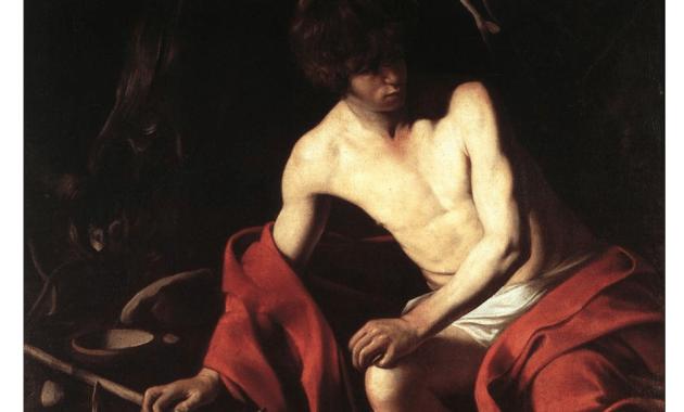 Caravaggio a Roma: San Giovanni Battista a Palazzo Corsini