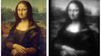Mini Lisa e Monnalisa, il quadro più piccolo al mondo