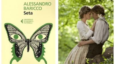 Del romanzo Seta, scritto da Alessandro Baricco e pubblicato nel 1996, viene realizzata nel 2007 la versione cinematografica con protagonisti Michael Pitt, Keira Knightley e Alfred Molina. Vediamo le differenze tra romanzo e film...