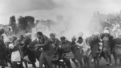 Era il 1978: la foto di Leslie Hammond e l'Apartheid