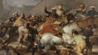 Il 2 maggio 1808 di Francisco Goya