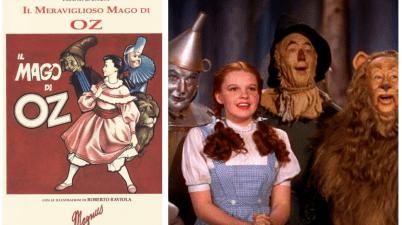 Il meraviglioso mondo di Oz libro e film