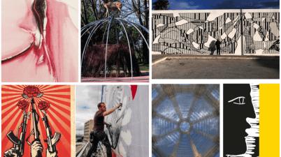 urban art e installazioni