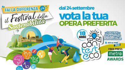 """ContestEco, a Euroma2 l'esposizione e concorso d'arte e design sostenibile """"+ eco del web"""""""