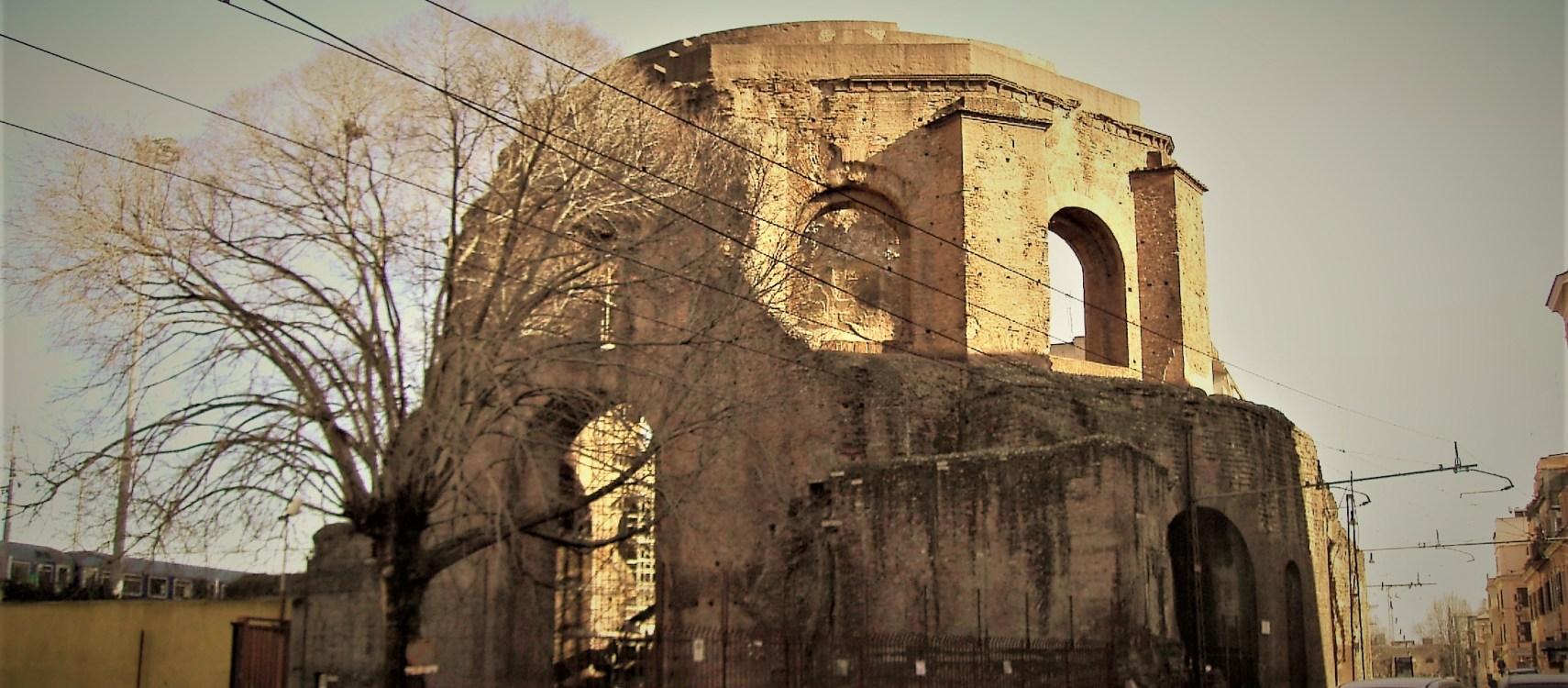 Tempio di Minerva Medica, apertura straordinaria nel weekend del 17 e 18 ottobre