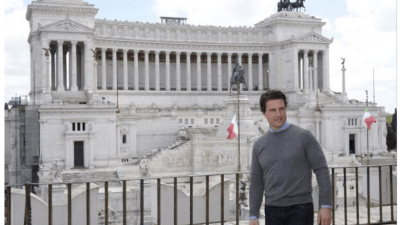 Al via le riprese romane di Mission Impossible con Tom Cruise: le location e il budget previsto