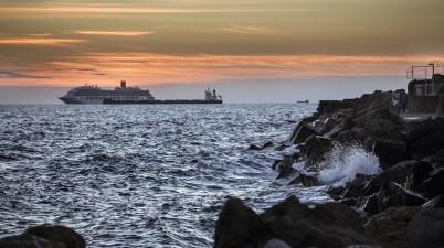 Civitavecchia Waterfront, gli scatti di Roberto Rocco in mostra al Centro La Scaglia