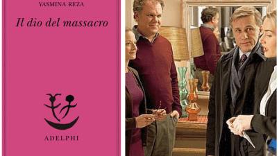 Libri e film a confronto – Il dio del massacro di Yasmina Reza e Carnage di Roman Polanski