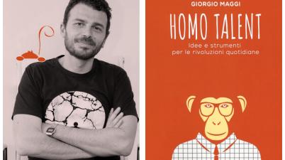 Homo Talent libro di Giorgio Maggi