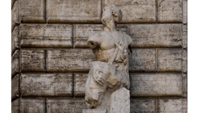 Pasquino, statue parlanti, Piazza Navona