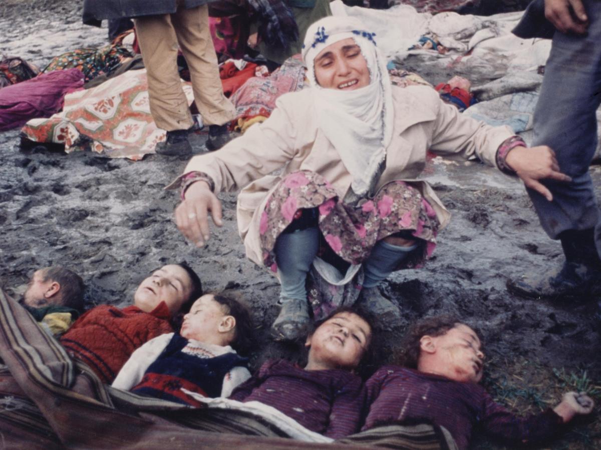 Era il 1984: la foto di Mustafa Bozdemir e il terremoto in Turchia