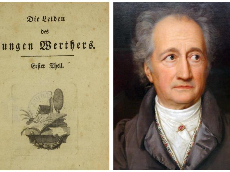 Pillole di letteratura - I dolori del giovane Werther di Wolfgang Goethe