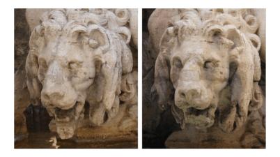 Fontana di quattro fiumi bernini