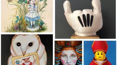 Amuleti, portafortuna, e altri oggetti magici: la collettiva propiziatrice della galleria Afnakafna
