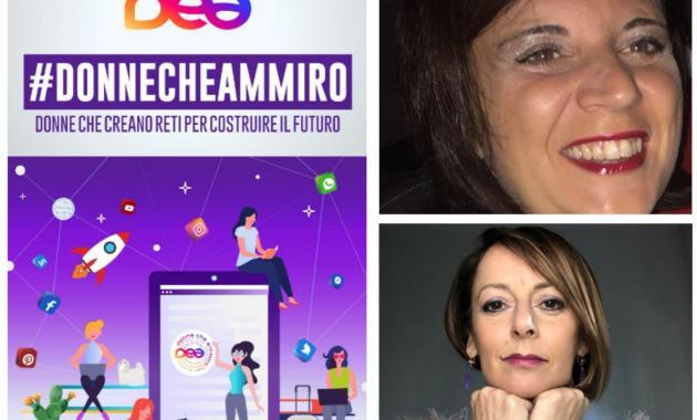 DEA #donnecheammiro. Donne che creano reti per costruire il futuro - La recensione del Mariangela Cassano e Giusi Miccoli