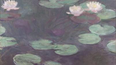 """Il dipinto del 1898 - Le """"ninfee rosa"""" spiegate dallo stesso Claude Monet"""