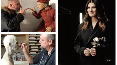 Oscar 2021, candidati Laura Pausini, Massimo Cantini Parrini e Mark Coulier