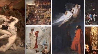Inferno di Dante Alighieri, Scuderie del Quirinale