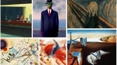 Pittura nel Novecento