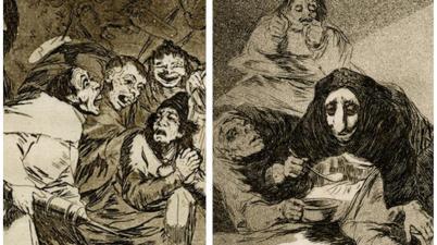 Goya fisonomista,