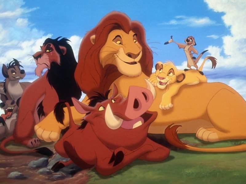 Il Re Leone, Disney