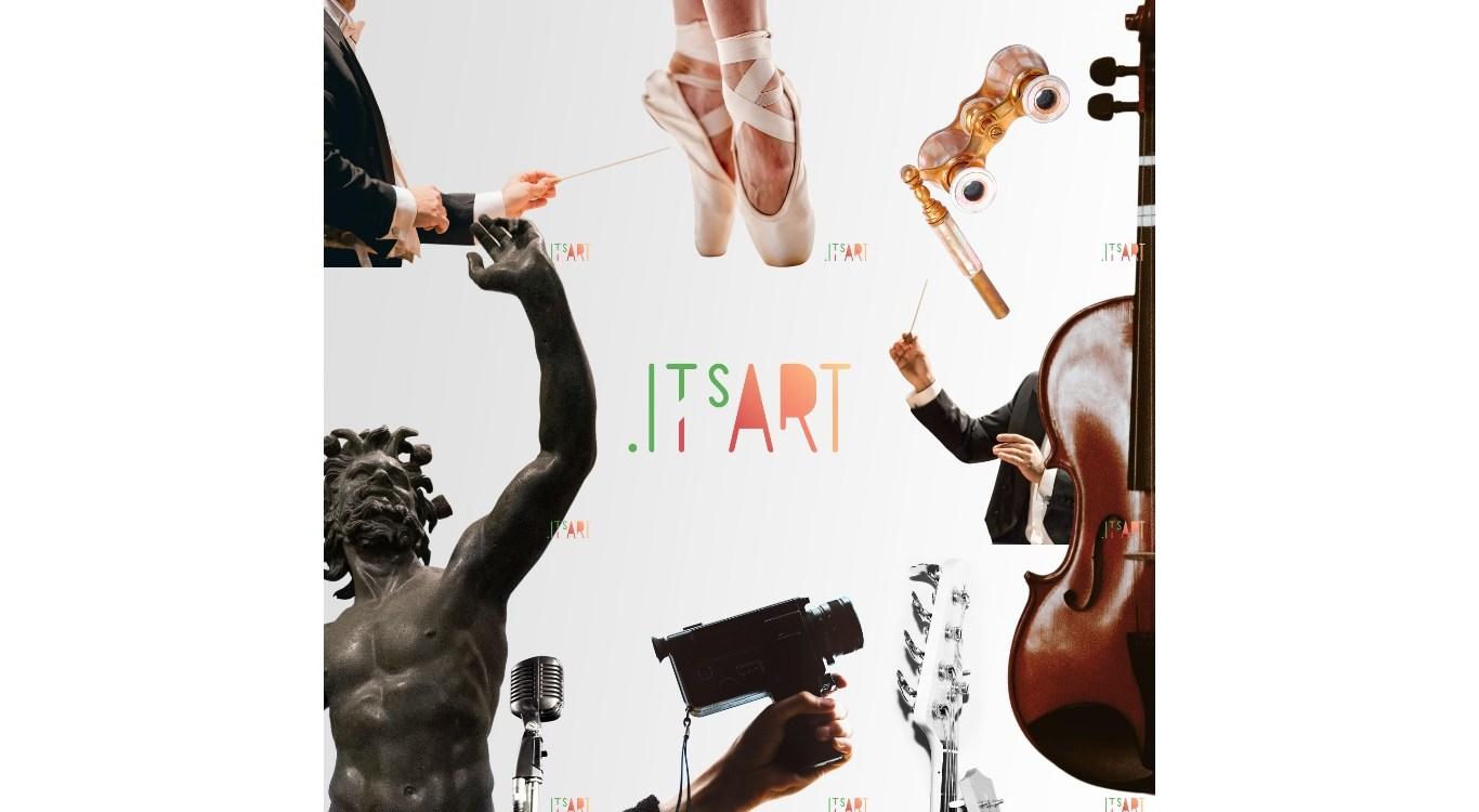 Parte ItsArt, oltre 700 contenuti ed eventi esclusivi con Claudio Baglioni e Riccardo Muti