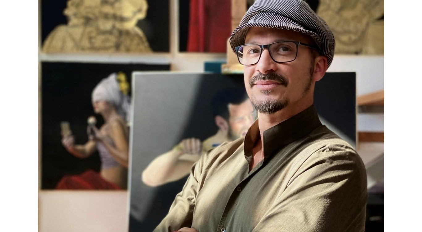 """Alessio Pistilli, il """"Maestro"""" dell'iRenaissance"""