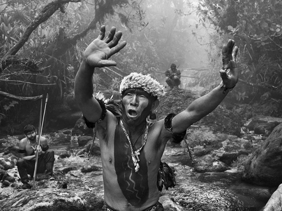 Amazônia, le opere di Sebastião Salgado in mostra al MAXXI di Roma