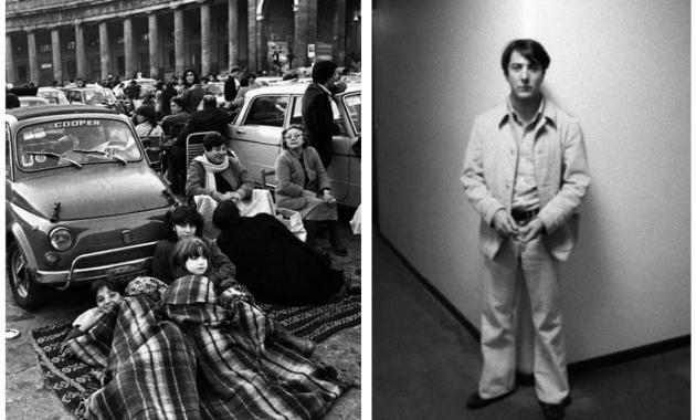 Museo di Roma in Trastevere, una doppia mostra per le fotografie di Sandro Becchetti e Luciano D'Alessandro
