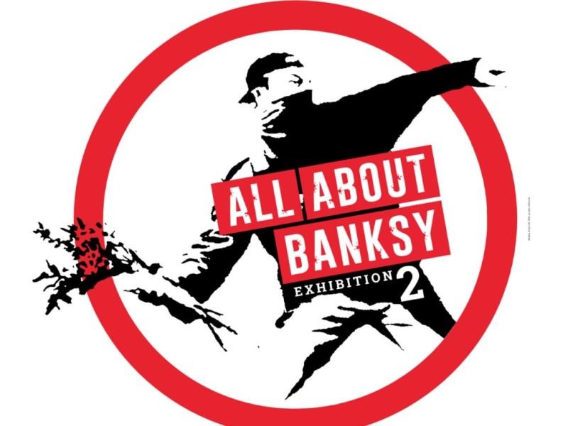 All about Banksy, la nuova mostra sullo street artist al Chiostro del Bramante