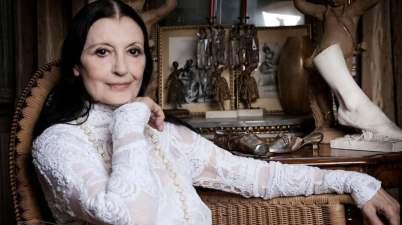 Carla Fracci, danza,