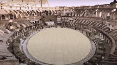 Colosseo, nuovi lavori in arrivo: ecco come sarà nel 2023