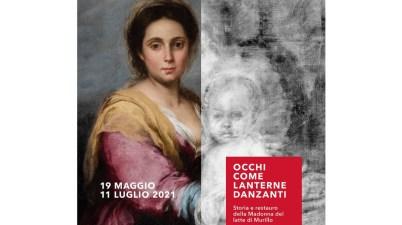 """A Palazzo Barberini la restaurata """"Madonna del latte"""", capolavoro di Murillo"""