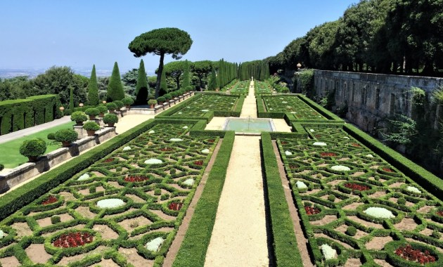 Ville Pontificie di Castel Gandolfo