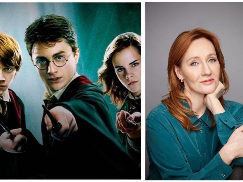 J. K. Rowling, i sette libri che hanno reso celebre Harry Potter