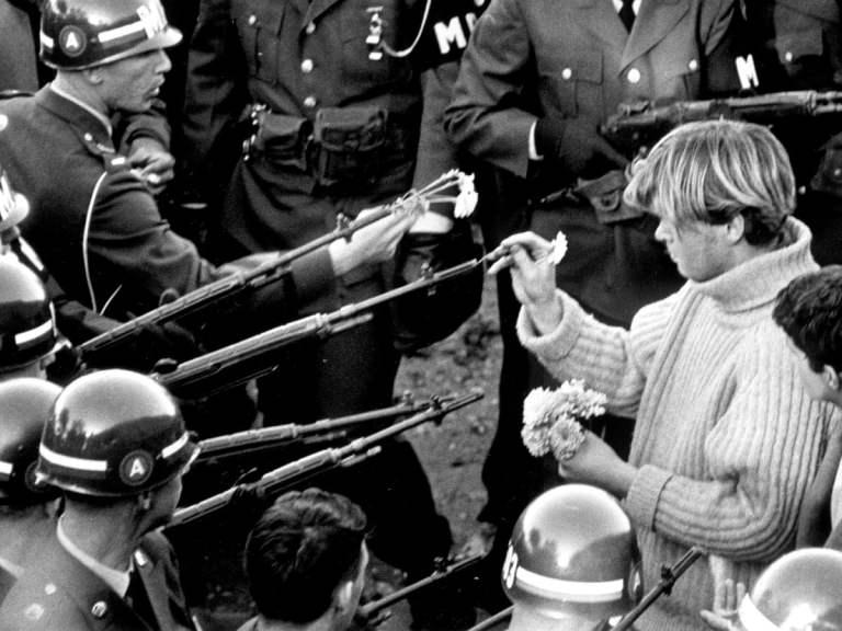 Flower Power foto 1967
