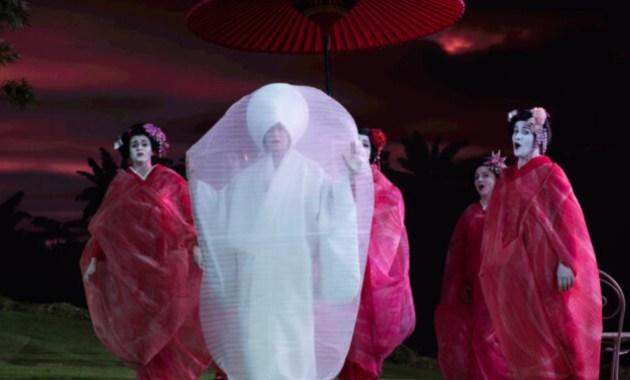 Al Circo Massimo va in scena la Madame Butterfly di Puccini secondo Àlex Ollé