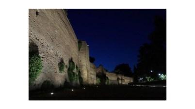 Mura Aureliane, dal 3 luglio apertura straordinaria camminamenti via Campania e viale Pretoriano