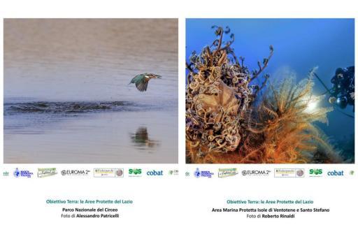 Obiettivo Terra, le Aree Protette del Lazio in una mostra fotografica