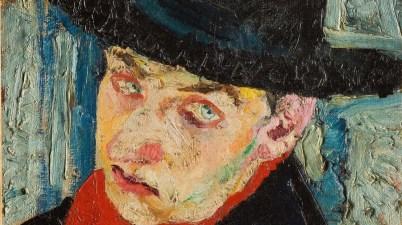 In mostra gli autoritratti di Fausto Pirandello, figlio dello scrittore e Premio Nobel Luigi