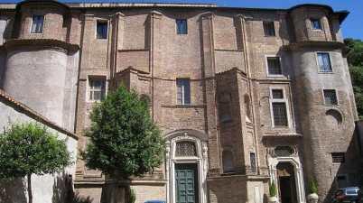 Chiesa di Santa Maria dei Sette Dolori Roma