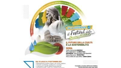 Fai la differenza, c'è... il Festival della Sostenibilità: tutti gli appuntamenti di settembre, tra show cooking e la Recycled Car Race