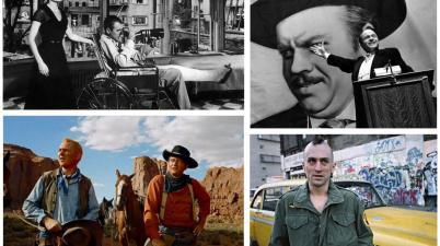 Storia del cinema, i 50 registi più importanti secondo l'Entertainment Weekly