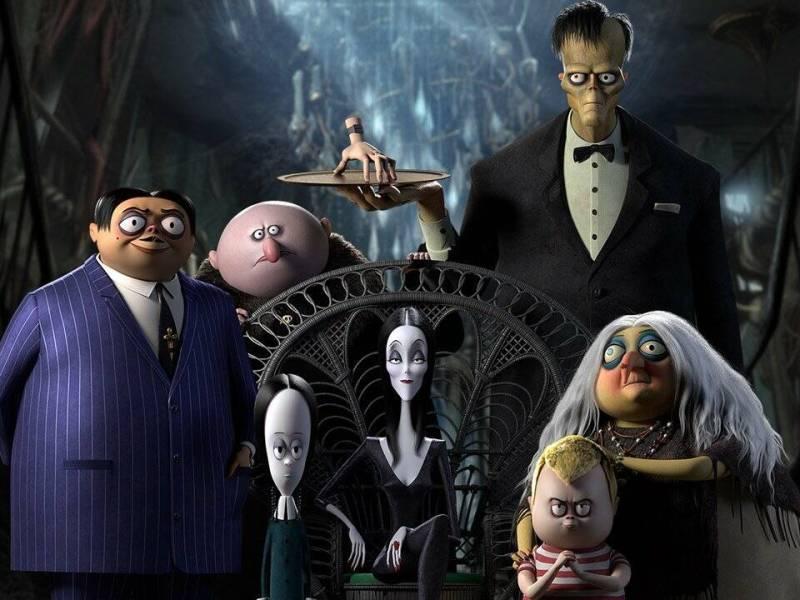 La famiglia Addams 2, tornano le avventure della famiglia più sinistra di sempre